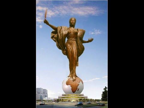 Mother of Humanity Monument. Documentaire par la CRTV (2016)