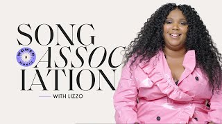 Lizzo Sings Beyoncé, Rihanna, And Janelle Monáe In A Game Of Song Association   Elle