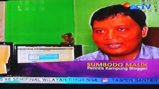Inspiratif ~ Meraup Jutaan Rupiah di Internet dg Blogger[ Kampung Blogger ]