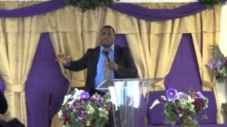 Pastor Bobby Smith 4/14/2013 (Part 1)