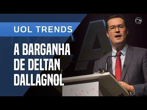 UOL TRENDS: A BARGANHA DE DELTAN DALLAGNOL
