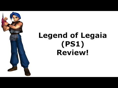 Legend of Legaia (PS1) Review!