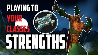 PLAYING To Your Classes STRENGTHS: 💪 PRIEST