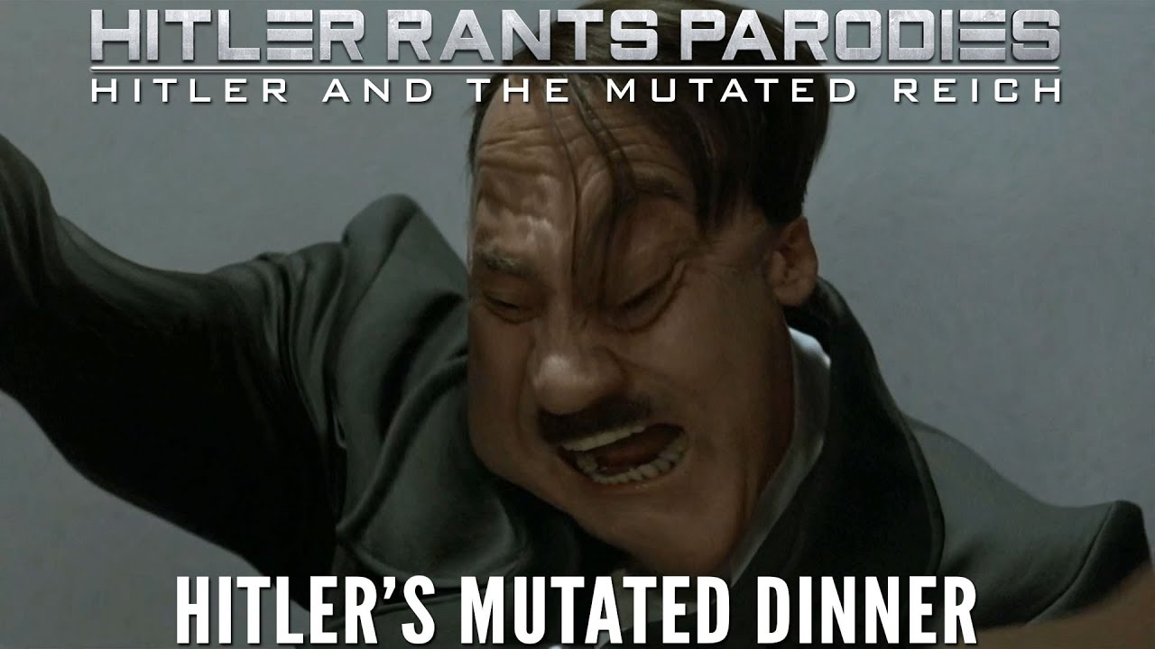 Hitler's Mutated Dinner