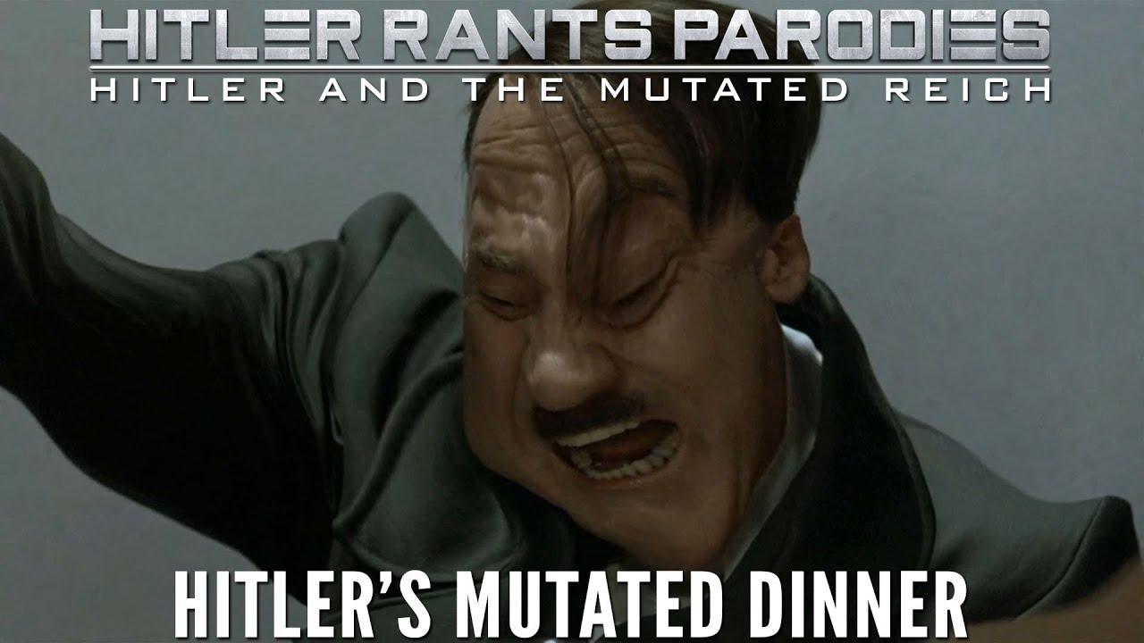 Hitler's Mutated Dinner