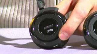 видео COMY | Bluetooth-гарнитура AKG K830 BT
