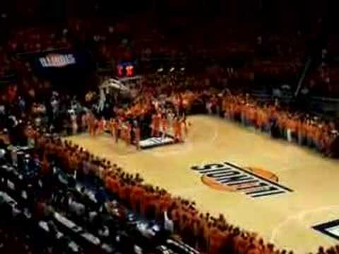 Final Dance of Chief Illiniwek