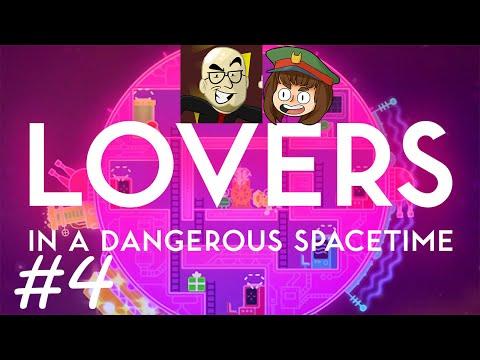 Lovers In A Dangerous Spacetime [Episode 4] Worms sucks