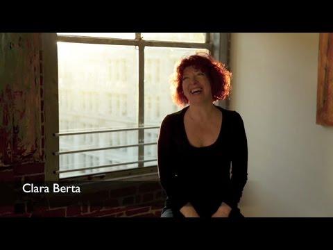 Downtown LA Artist - LIFE of Clara Berta