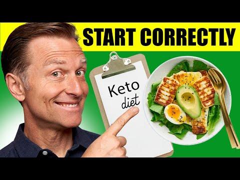How to Start Keto Correctly
