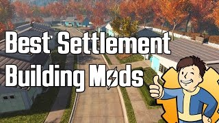 Fallout 4 - Top Building Mods