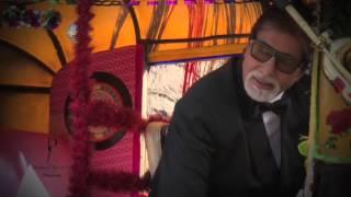 Dabboo Ratnani's Calendar Photoshoot For Amitabh Bachchan