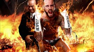CM Punk (Unused) WWE Theme Song - Cult Of Personality