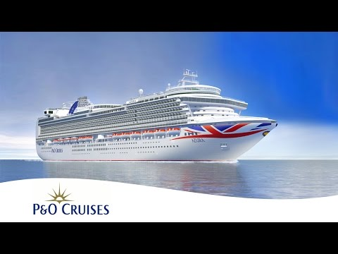 Vision Cruise | P&O Cruises TV Special | 02.04.17