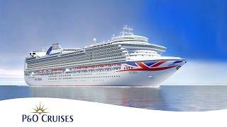 Vision Cruise | P&O Cruises TV Special | 02.04.17