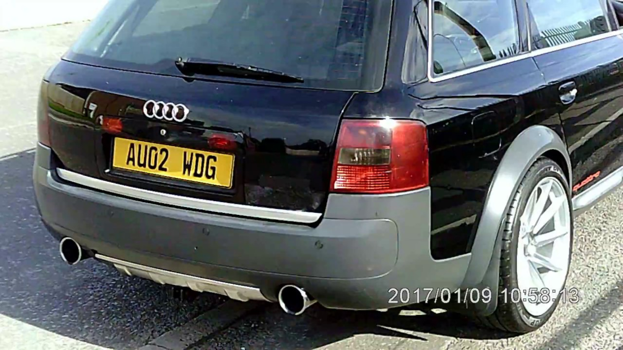 2002 Audi Allroad 2 5 Tdi V6 C5 Hybrid Turbo P For Uk
