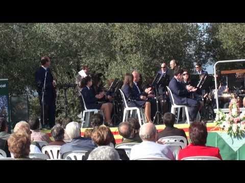 Godall, 20101114 Agrupacio Musical de Godall  presentacio Lacrima Olea Mil·lenaria 4