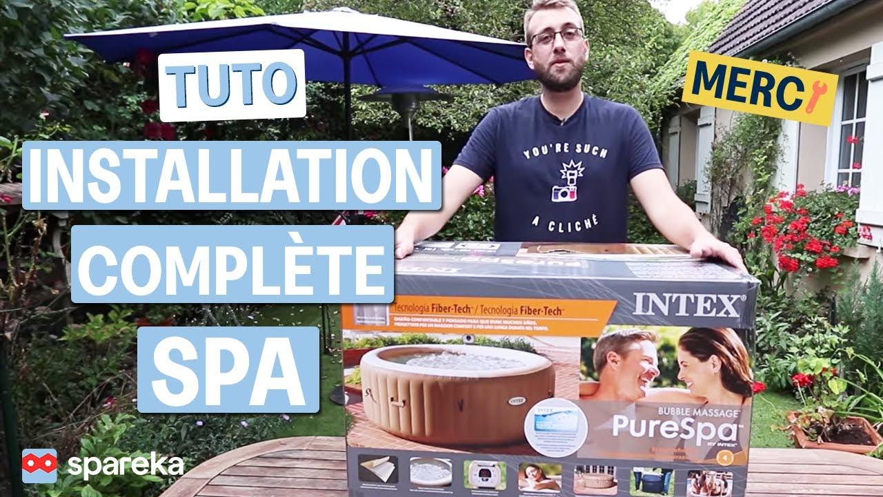 Spa Intex Qui Se Degonfle ? meilleurs spas gonflables 2020 - guide d'achat et comparatif