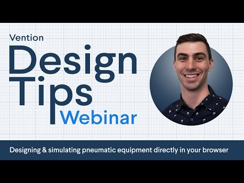 Designing And Simulating Pneumatic Equipment Directly In Your Browser