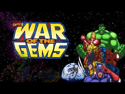 MSH War of the Gems Style - War Machine Theme (MvC)