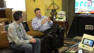 CES 2015 Interview with Silicon Dust CEO Theodore Head on the future of HD Homerun