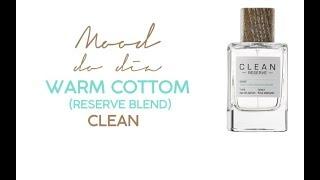 Warm Cotton Reserve, E O Perfume Clean, Preferido Da Xuxa  Clean