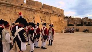 The British Overrun Frenchs In Malta