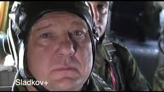 Генерал Шаманов, прыжок с парашютом