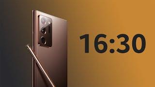 Смотрим презентацию самых лучших (не факт) Android смартфонов 2020