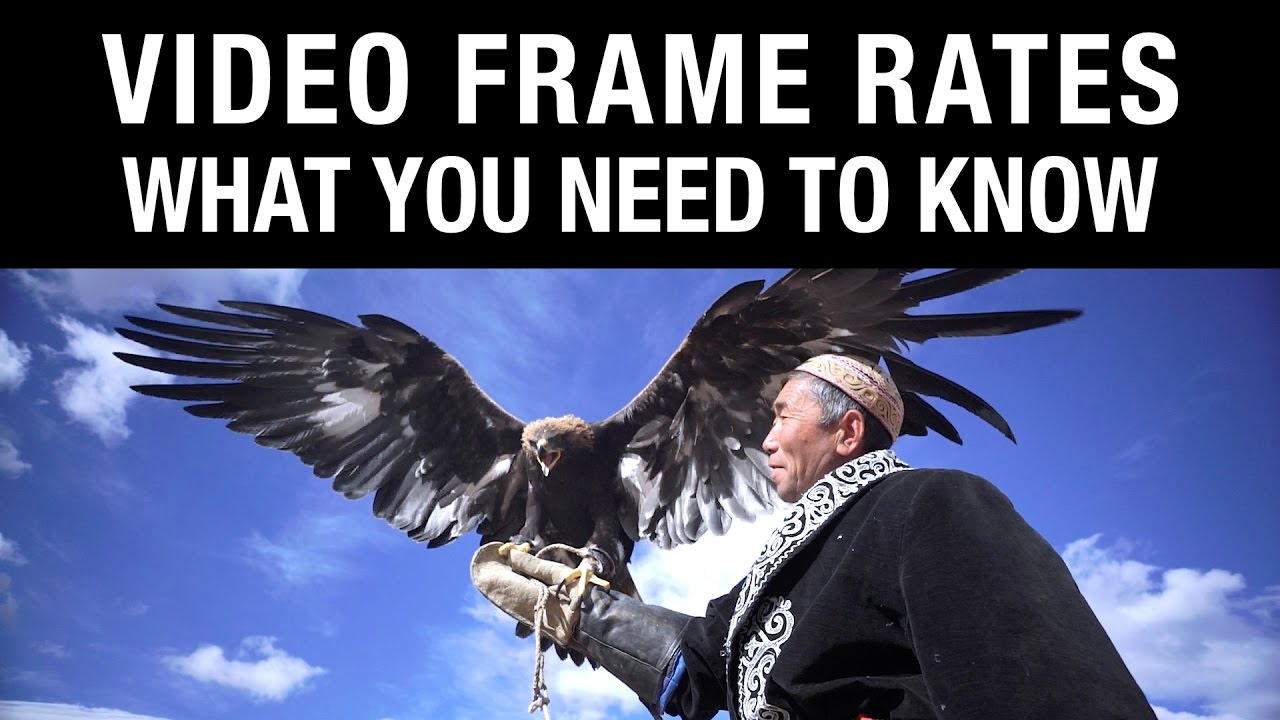 Video Frame Rates: What You Need to Know - YouTube