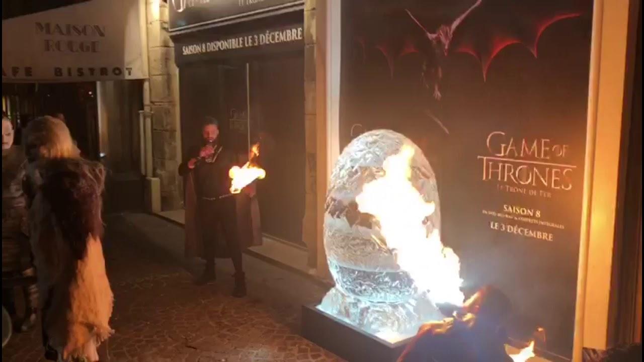 Game Of Thrones 8 Launch Cocktail Cremerie De Paris N 6 N 7