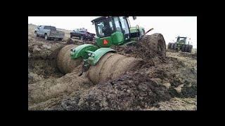 Extreme Tractor Fail & Heavy Farm Machine accident And Funny Driver