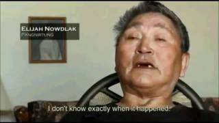 Inuit People on Sun Wrong ,Stars Wrong , Earth Tilting on Axis