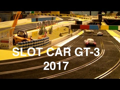 Slot car GT3 event 2017