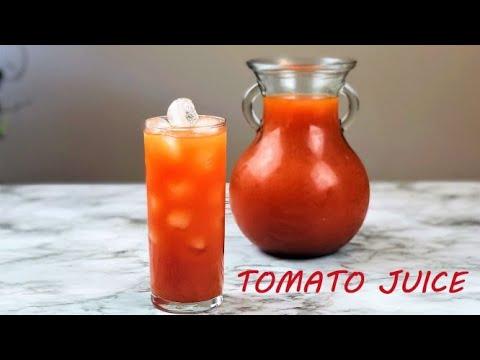 BEST TOMATO JUICE