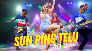 Vita Alvia - Sun Ping Telu (Official Music Video ANEKA SAFARI)