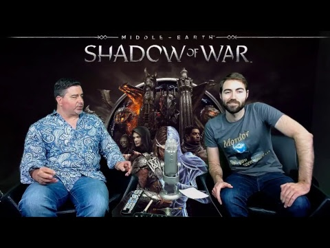 Shadow of War: Exploring the Cirith Ungol Region - Live Gameplay Stream