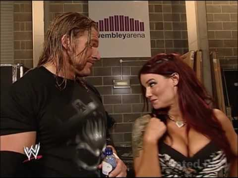 Triple H and Lita Backstage 24 April 2006 thumbnail