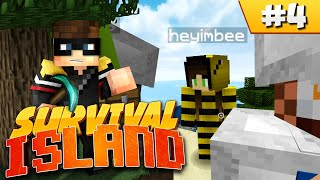 Minecraft Survival Island (Ultra Hardcore): EP4 - Prayers Have Been Answered Thumbnail