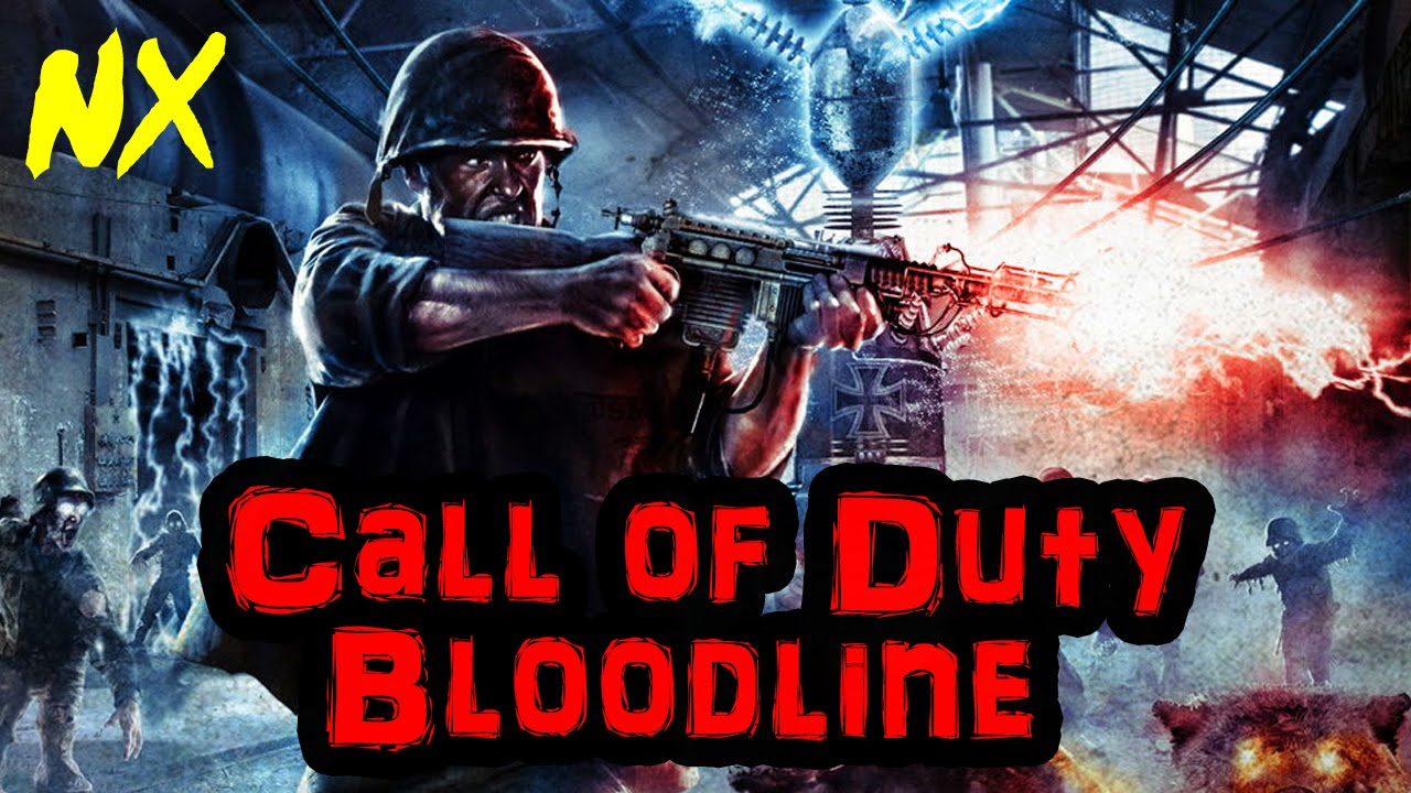 Call Of Duty Bloodline Is Coming On Nintendo Switch Nx Youtube
