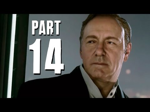 Call of Duty: Advanced Warfare Gameplay Walkthrough Part 14 - CAPTURED (Mission 14) 60FPS 1080p