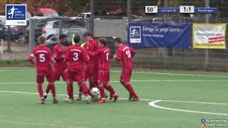 A-Junioren: 1:1 - FV Lörrach-Brombach - SSV Reutlingen 1905 Fußball -   Leonardo Komljenovic