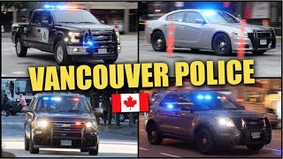 BEST OF   Vancouver Police Action! [Compilation]