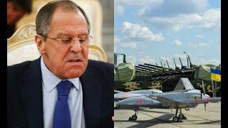 Лавров в истерике Ракеты в Сирию указали на место в Турции не потерпят Bayraktar для Украины