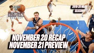 Luka Doncic Can't Be Stopped || NBA Fantasy Basketball Recap