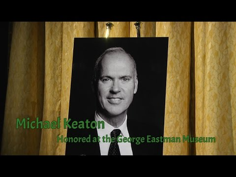 Michael Keaton Honored at the George Eastman Museum