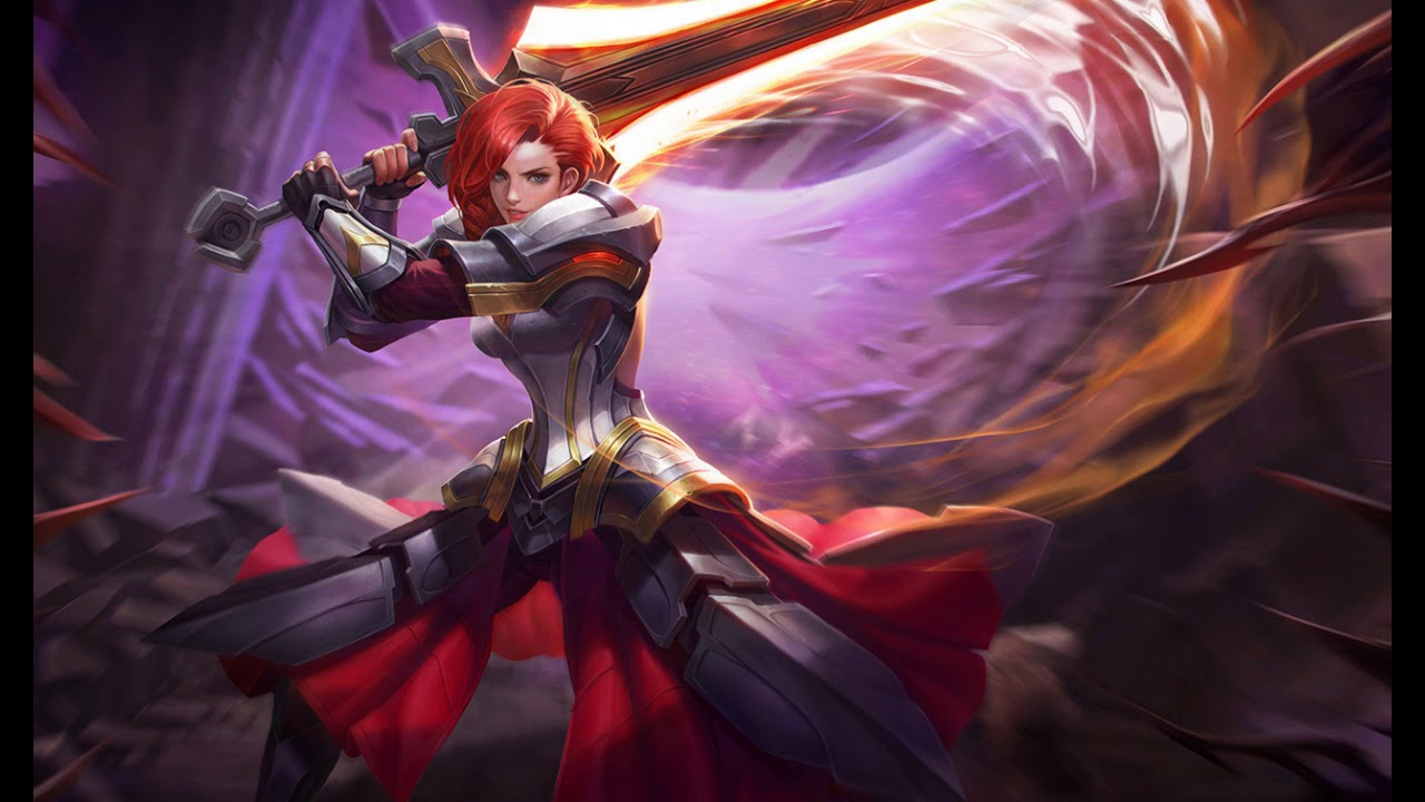 Arena Of Valor - Allain (Default) - Voice Over - YouTube