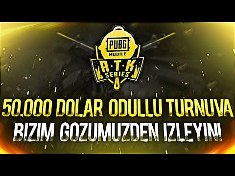 RTK SERIES TÜRKİYE FİNALİ TURNUVASI - KAOS TEAM   PUBG Mobile Oppo R.T.K. Series (Türkçe)