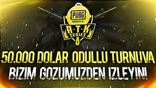 RTK SERIES TÜRKİYE FİNALİ TURNUVASI - KAOS TEAM | PUBG Mobile Oppo R.T.K. Series (Türkçe)