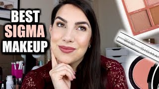 Sigma Beauty's 5 Best MAKEUP PRODUCTS